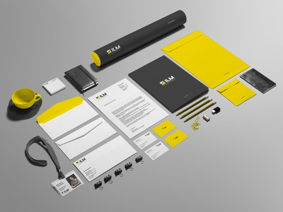 Фирменный стиль для компании ILM freelance creative digital designer identity новыйлоготип ребрендинг брендинг дизайн дизайнер фирменныйстиль логотип