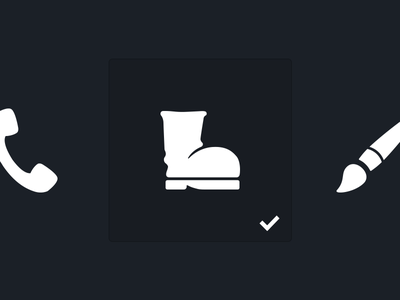 Boots Item game icon ui item boots illustration