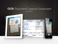OCR: Document Capture Component - v1