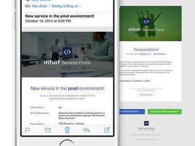 SP: Email templates emails templates portal developers services responsive ui ux visual design