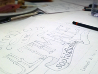 Quick Sketch: Quote Typography