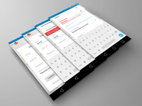 TurboTax Android Auth. Experience: Create
