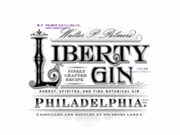Liberty Gin - final logo