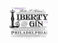 Liberty Gin - final logo