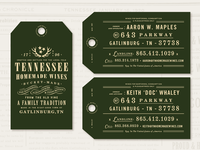 THW Business Cards