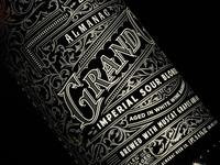Almanac 2016 Grand Cru's