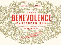 Benevolence Rum