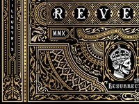 Revenant branding product cigars did i mention gold more gold gold revenant church holy