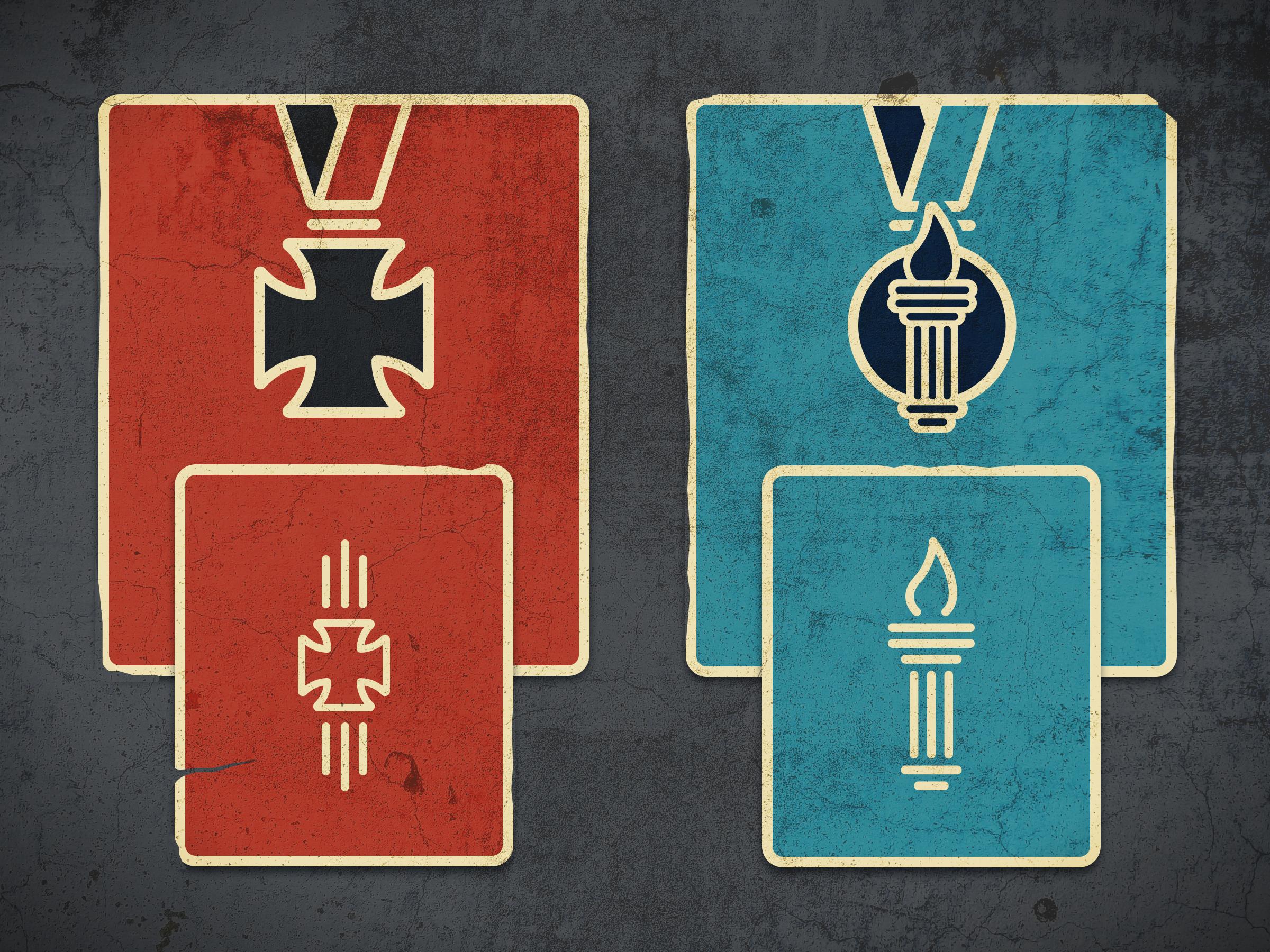 Secret Hitler Card Designs