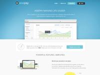 Asiepay Homepage