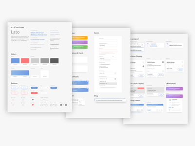 Clean Styleguide ui style guide styleline style styleguide stylesheet style guide buttons colors document style sheet