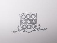 engraving detail