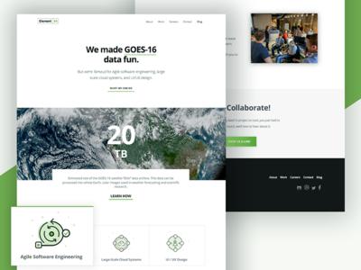 E84.com Redesign