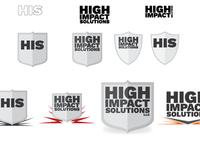 HIS logo concept / brainstorming