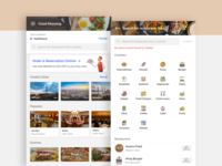 Foodli - Restaurant Finder & Food Ordering app (English Version)