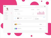 Plex | Dashboard Starter frontend ui cssninja product modern design dashboard template clean accounting bulma dashboard