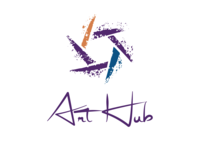 Art Hub Logo Design