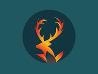 Deer Gradient Style