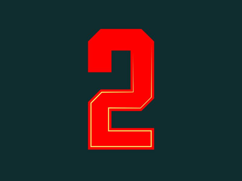 2 fonts sports