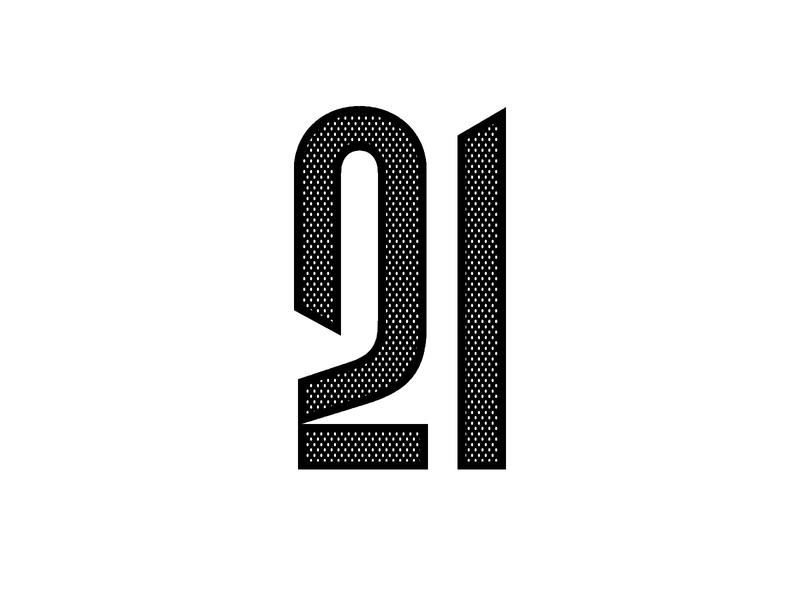 21   Advent Calendar 2019 advent calendar shirt number font sport 21