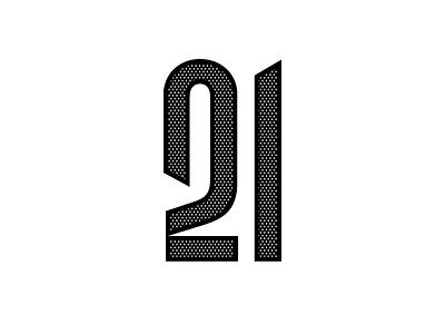 21 | Advent Calendar 2019 advent calendar shirt number font sport 21