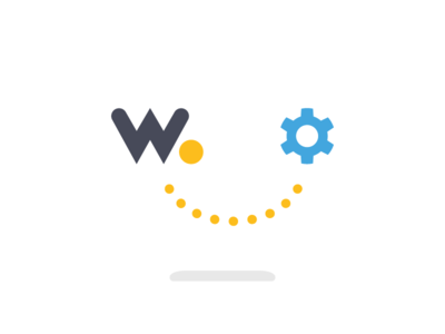 Wia Integrations wiaconnect digital tech community vector typography branding visuals ui iot graphicdesign design icon illustration integrations integrate face smile wia