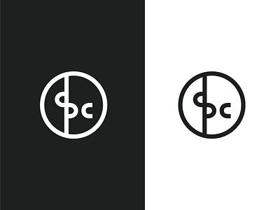 Design Product Code  monogram minimal branding logo