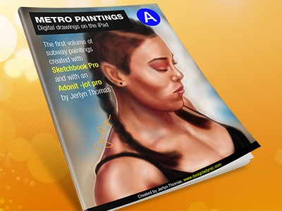 Flyer metropaintings commuteartist commuteart illustration book cover painting