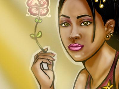 Jade illustration