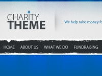 Fundraising theme
