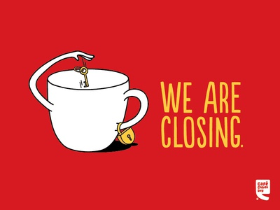 We Are Closing