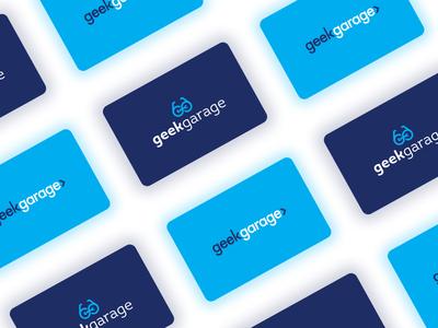 Geek Garage Logo Design