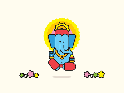 Ganesha Gif Invite