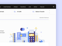 Finance Illustration - Prepaid and Debit
