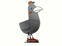 Pookie the Pigeon