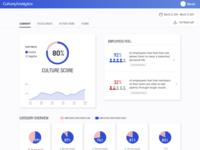 Culture Analytics Dashboard