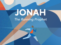 Jonah series illustration