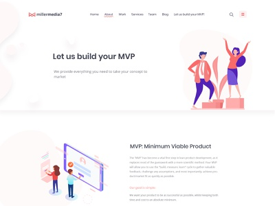 Let's build your next experience product design ui brand and identity application development web landing page visual design branding design design agency branding agency ux