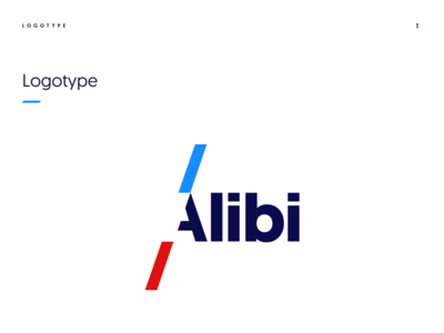 Alibi Consulting Brand Guidelines logodesigner branddesigner branddesign logodesign logo guidelines brand branding alibi