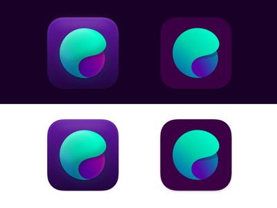 New App Icon - Left or Right? ios icons education eduly icon