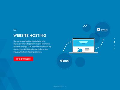 Website Hosting - Hero