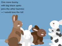 Bunnies Book Illustration