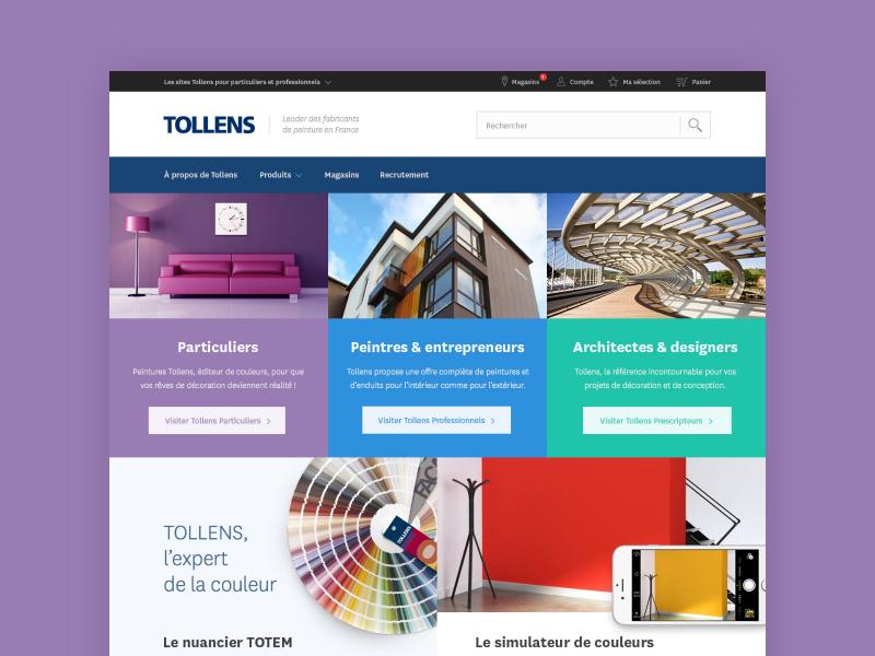 gallery of interesting simulateur de couleur tollens with simulateur de couleur tollens with. Black Bedroom Furniture Sets. Home Design Ideas