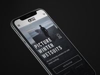 Picture Winter Wetsuits Mobile