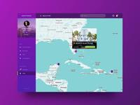 Snaptravel Map