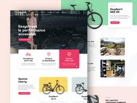 easybike homepage