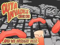 OUYA Invades Comic Con