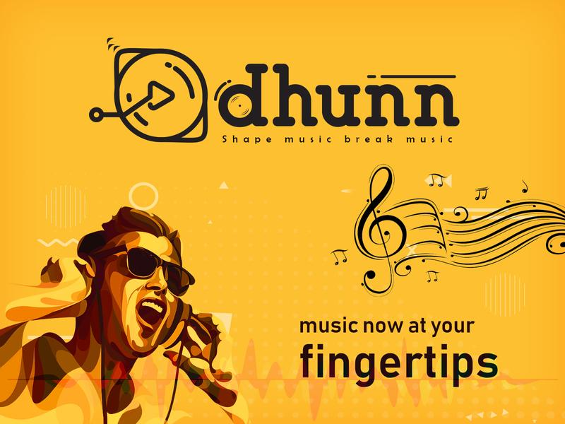 Dhunn Logo Design