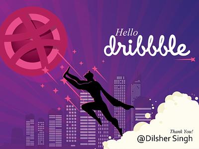 Helloshot debuts debute design illustration debutshot debut hidribble hellodribbble
