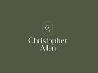 Christopher Allen photographer photograph brand icon mark branding logo